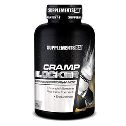 Vitamins & Minerals Supplements SA Cramp Blocker [60 Caps]
