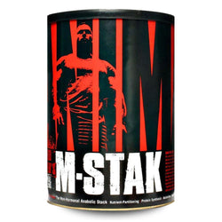 Vitamins & Minerals Universal Animal M-Stak [21 Packs] - Chrome Supplements and Accessories