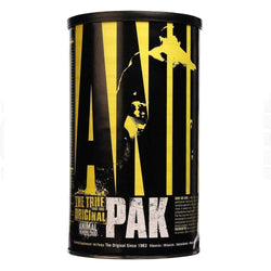 Vitamins & Minerals Universal Animal Pak [44 Packs] - Chrome Supplements and Accessories