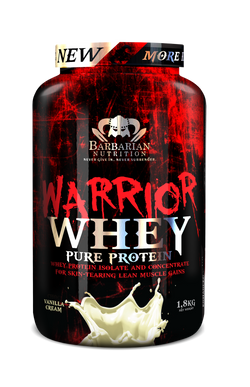 Barbarian Nutrition Warrior Whey [1.8kg]
