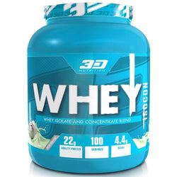 Whey Blend 3D Nutrition Whey Isocon [3kg]