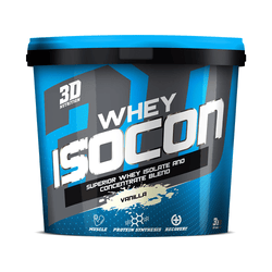 Whey Blend 3D Nutrition Whey Isocon [3kg] - NEW - Chrome Supplements and Accessories