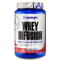 Whey Blend Amplify Whey Infusion [1kg] - Chrome Supplements and Accessories