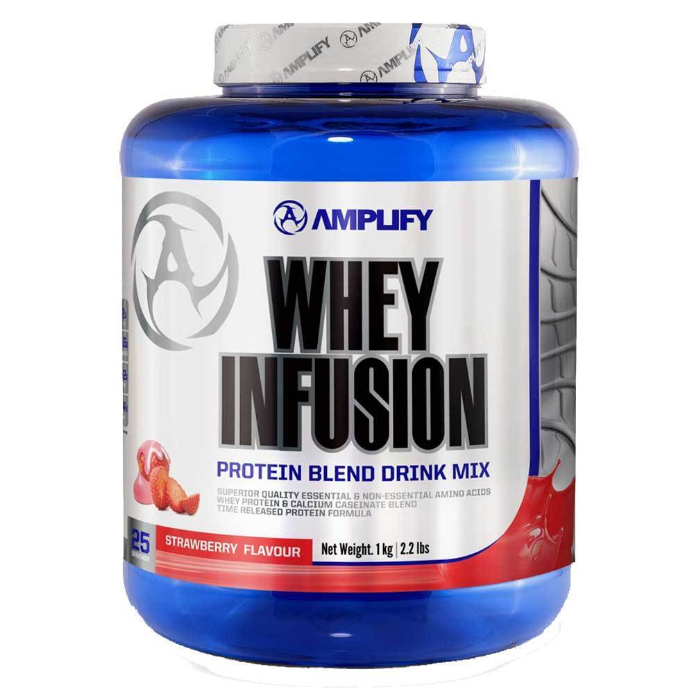 Amplify Whey Infusion [2kg]