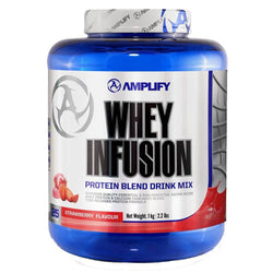 Whey Blend Amplify Whey Infusion [2kg] - Chrome Supplements and Accessories