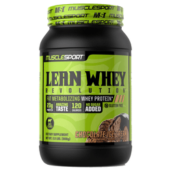 Whey Blend MuscleSport Lean Whey Revolution [905g]