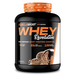 Whey Blend MuscleSport Whey Revolution [2.2kg]