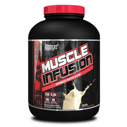 Whey Blend Nutrex Muscle Infusion [2.2kg] - Chrome Supplements and Accessories