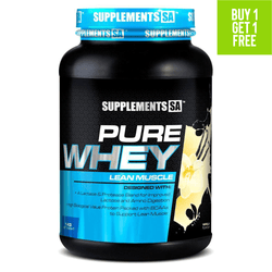 Whey Blend Supplements SA Pure Whey Protein [1kg]