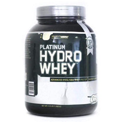 Whey Hydrolysate Optimum Nutrition Platinum Hydro Whey [1.5kg] - Chrome Supplements and Accessories