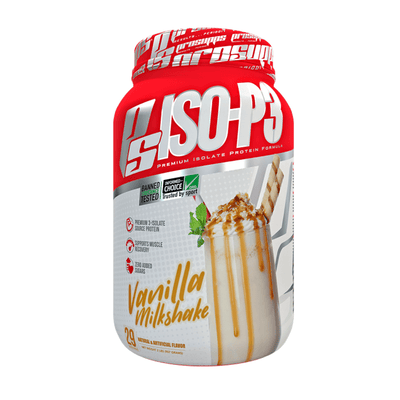 Whey Isolate ProSupps PS Iso P3 [900g] - Chrome Supplements and Accessories