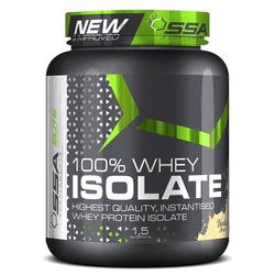 Whey Isolate SSA 100% Whey Isolate [1.5kg]