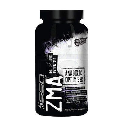 ZMA SSN ZMA [90 Caps] - Chrome Supplements and Accessories