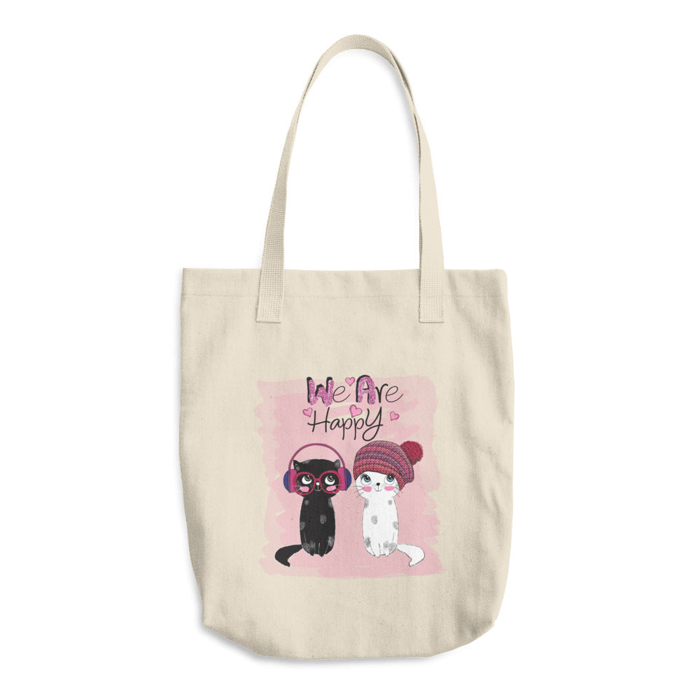 Bags with cats Cotton Tote