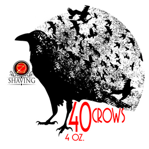 40 Crows Shave Soap