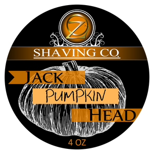 Jack Pumpkin Head Shave Soap