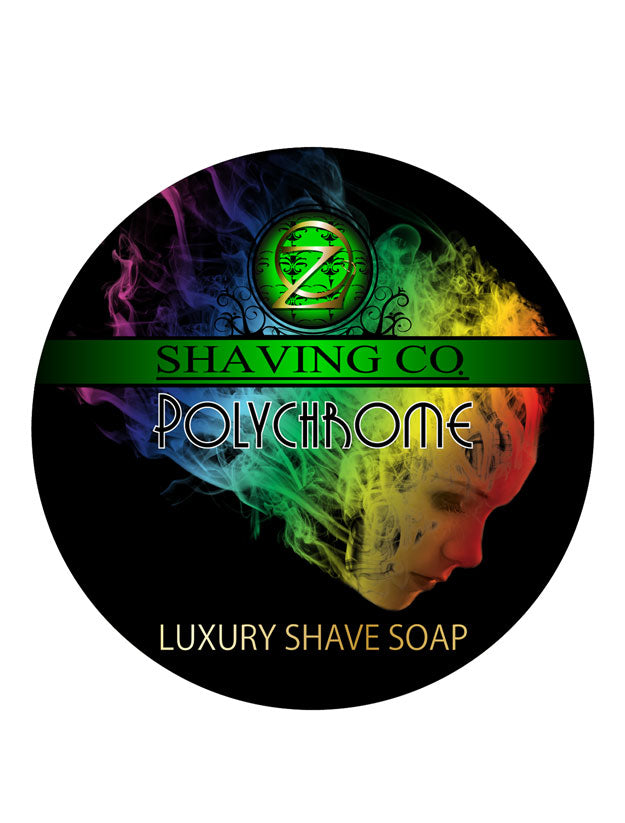 Polychrome Shave Soap