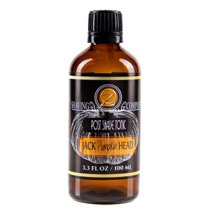 Jack Pumpkin Head Post Shave Tonic