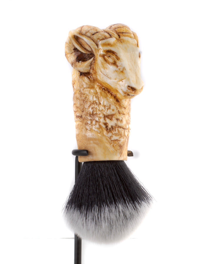 Ram's Head Brush