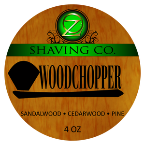 Woodchopper Shave Soap