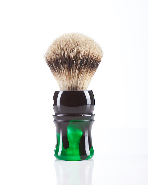 Green Drop Brush