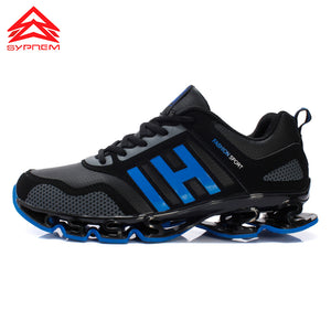 Men Athletic Breathable Running Shoes