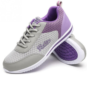 Women's Spring And Summer Sport Outdoors Shoes