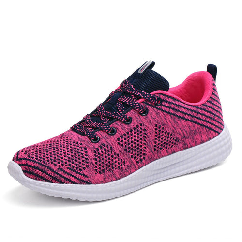 Women's Breathable Mesh Running Sneakers
