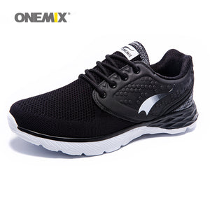 ONEMIX Running Shoes For Men Athletic Trainers