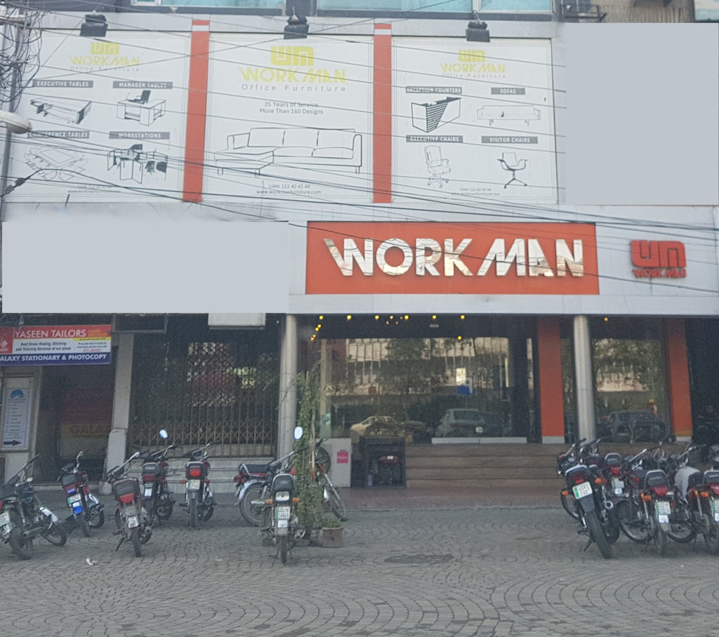 Workman Store Front