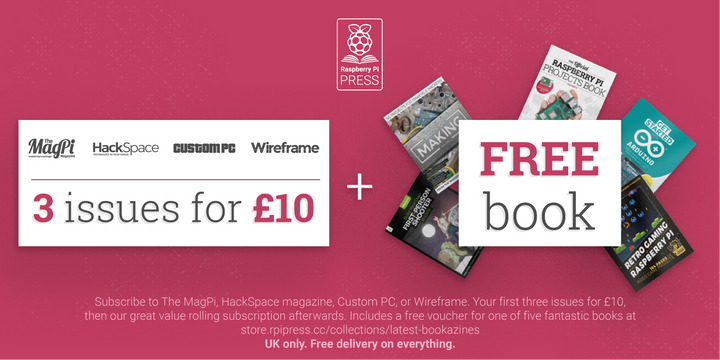 Latest subscription offer