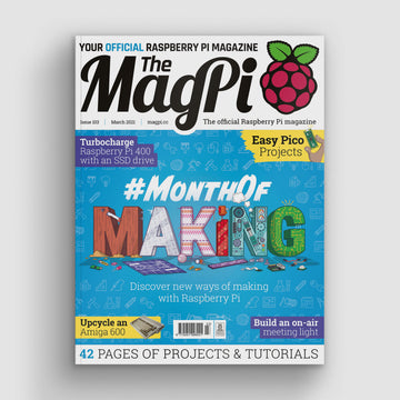 The MagPi magazine #103