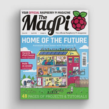 The MagPi magazine #104