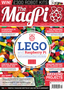 The MagPi magazine #62