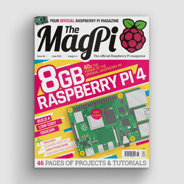 The MagPi magazine #94