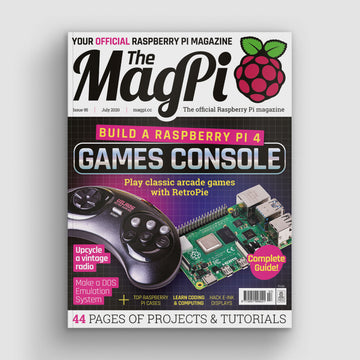 The MagPi magazine #95