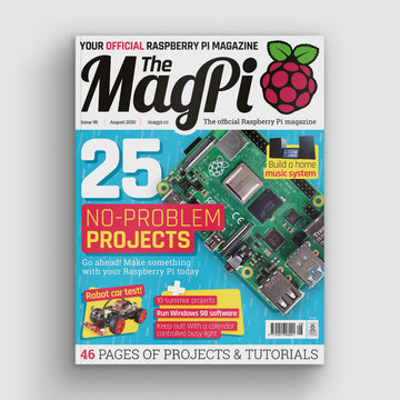 The MagPi magazine #96