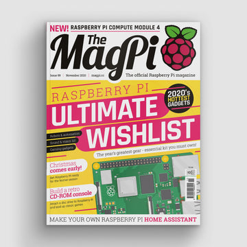 The MagPi magazine #99
