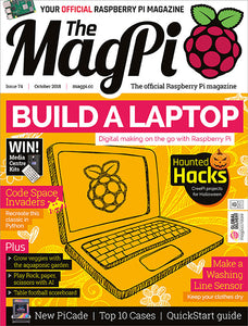 The MagPi magazine #74