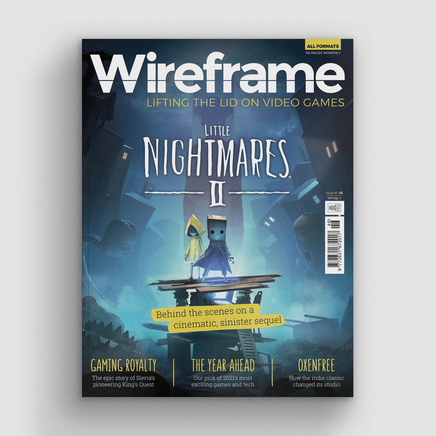 Wireframe magazine #46
