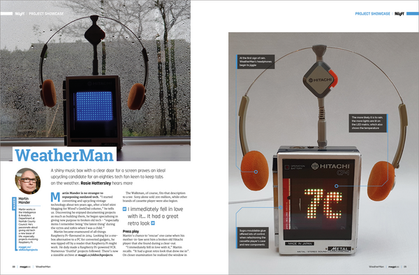 The MagPi magazine #90