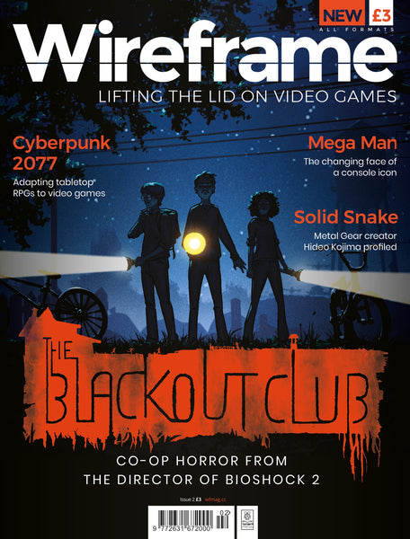 Wireframe magazine #2