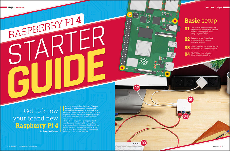 The MagPi magazine #84