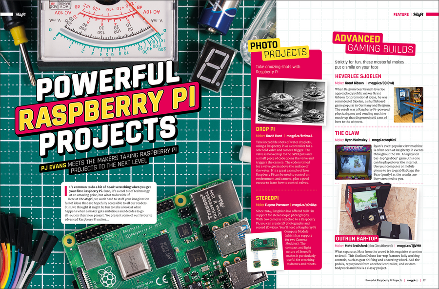 The MagPi magazine #86