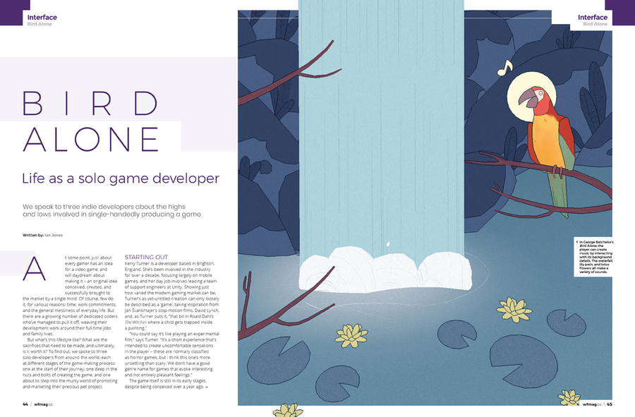 Wireframe magazine #13