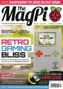 The MagPi magazine #55