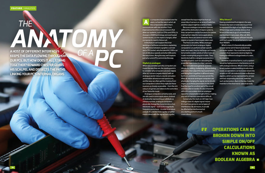 Custom PC magazine #203