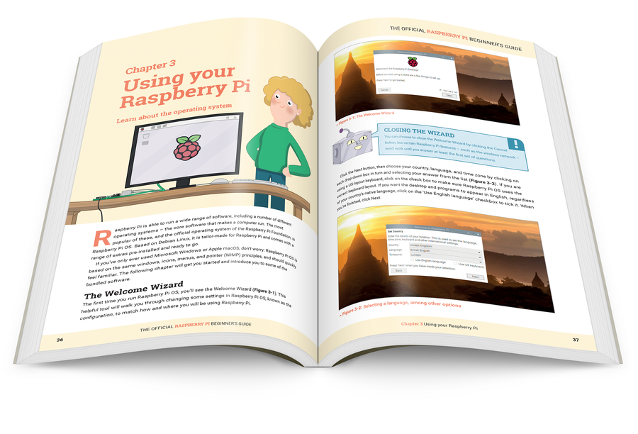The Official Raspberry Pi Beginners Guide 4th Edition