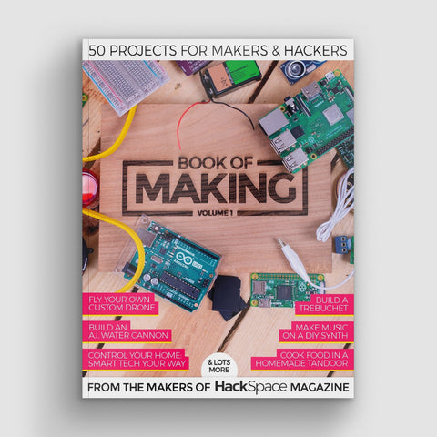 Book of Making - Volume 1