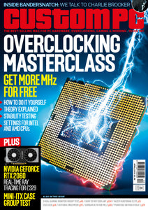 Custom PC magazine #187